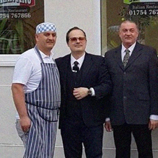 Staff2 - Tarantino Skegness - Authentic Italian Food