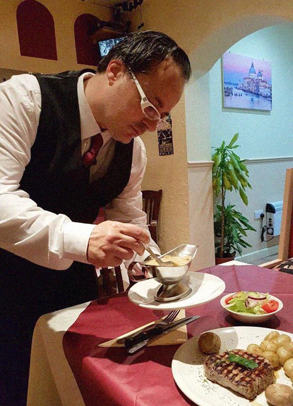 Gianni - Tarantino Skegness - Authentic Italian Food